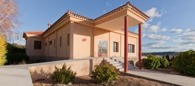 Centro expositivo Fuentes