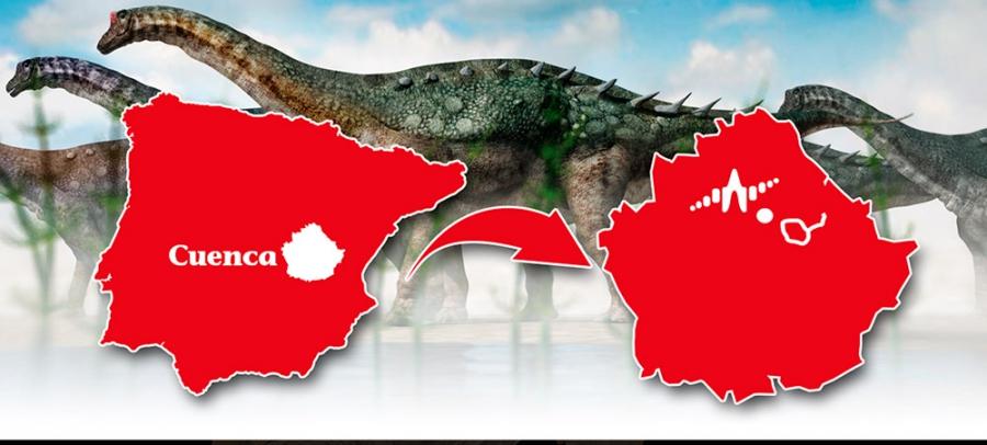 Ruta de los Dinosaurios de Cuenca